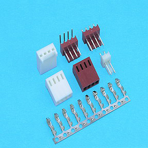 "0.100""(2.54mm)Pitch Single Row Headers - Wafer Connector"