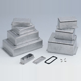 FLANGED DIE-CAST ALUMINIUM ENCLOSURES - Gainta Industries Ltd.