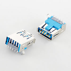- USB connectors